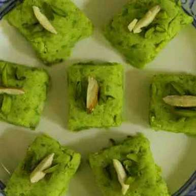 Photo of Matar ki barfi by Rohini Rathi at BetterButter