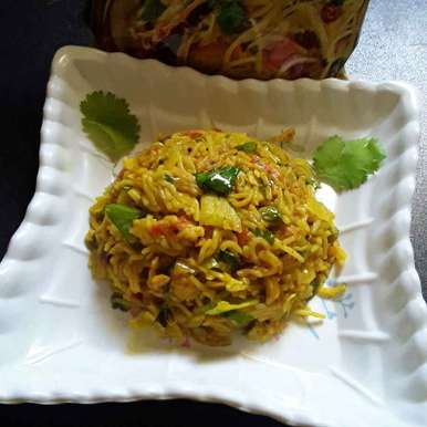 Photo of Sevai upma by Rohini Rathi at BetterButter