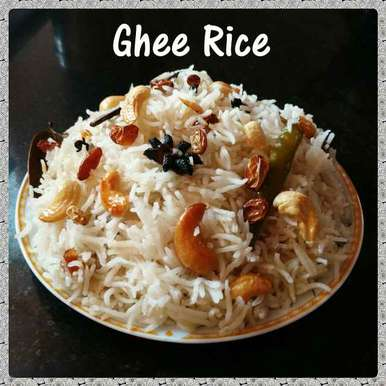 Photo of Ghee Rice by Chinu's Kitchen Corner at BetterButter