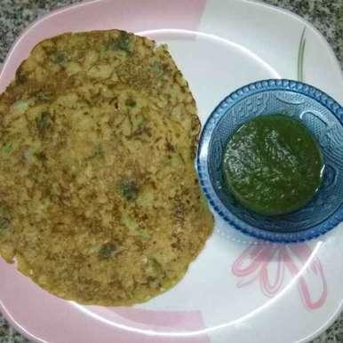 Photo of Jovar pancakes by Romil Vaswani at BetterButter
