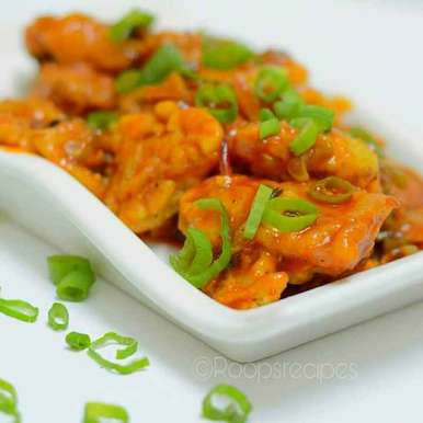 Photo of Gobhi manchurian by Roop Parashar at BetterButter