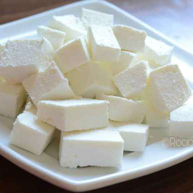 Photo of Cottage Cheese/Paneer by Roop Parashar at BetterButter