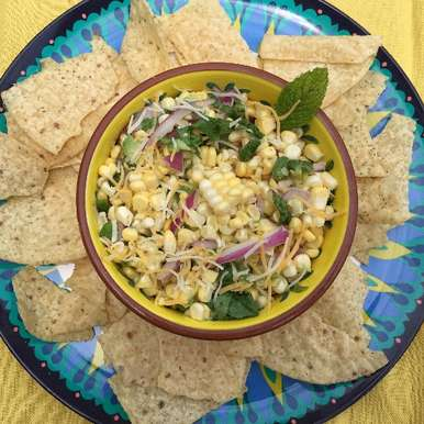 Photo of Corn Salsa by Anandha Bhagyam at BetterButter