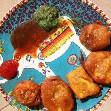 Photo of Southindian Vegetable Bajji by Anandha Bhagyam at BetterButter