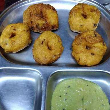 Photo of Sooji vada by Roopasree Rao at BetterButter