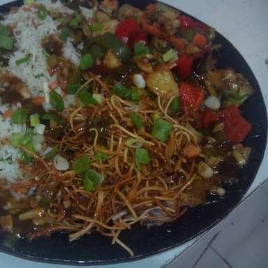 Photo of Veg Platter by Roshni Subudhi at BetterButter