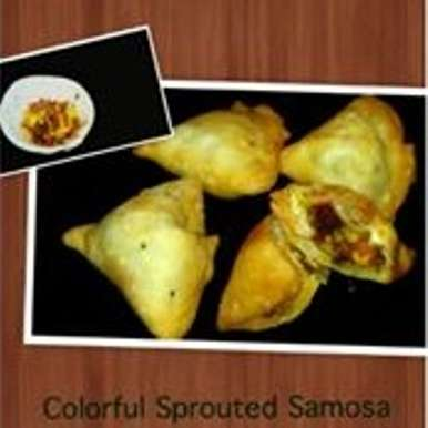 Photo of Sprouted Samosa by Roshni Subudhi at BetterButter