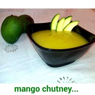 Photo of Raw Mango Chutney by Roshni Subudhi at BetterButter