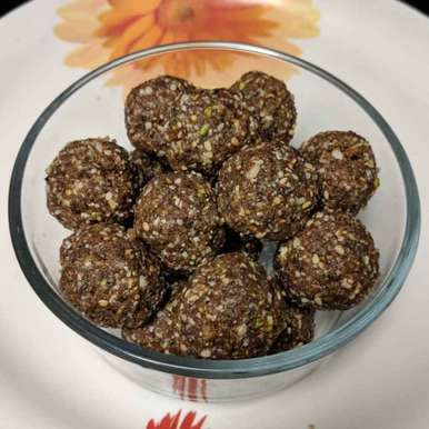 Photo of Sesame Bliss Balls by Rosy Sethi at BetterButter