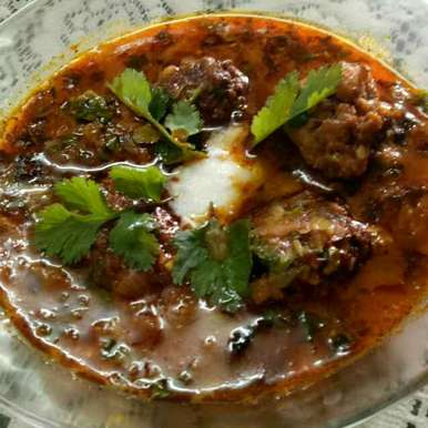 Photo of chawla fali / lobiya kofta curry by Ruchi Chopra at BetterButter