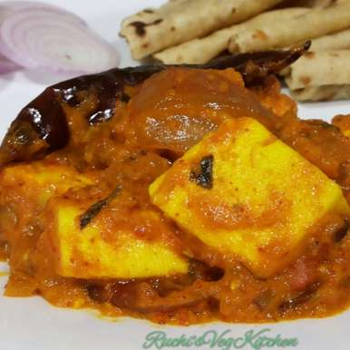 Photo of Paneer Do Pyaza by Ruchi Shah at BetterButter