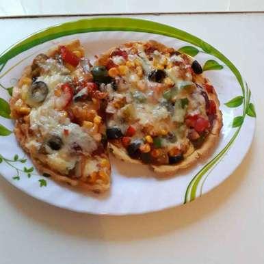 Photo of Corn Pizza Tart by Ruchi sharma at BetterButter