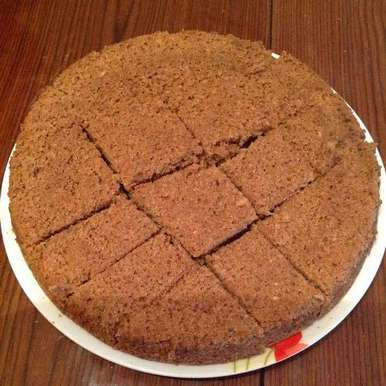 Photo of Eggless Brownie by Ruchi sharma at BetterButter