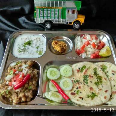 Photo of Matar Kulcha by Ruchi sharma at BetterButter
