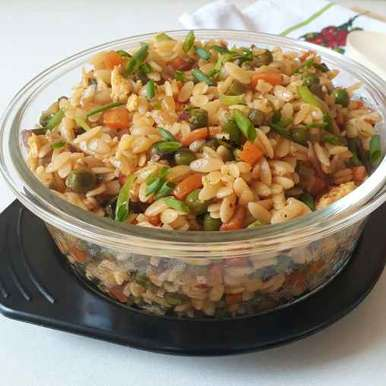 Photo of Veggie Orzo Pasta by Ruchi sharma at BetterButter