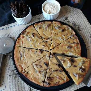Photo of Socca (Farinata)-A Gluten-Free Chickpea Flatbread by Ruchi sharma at BetterButter