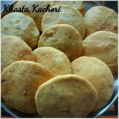 Photo of Khasta kachori by Ruchi Srivastava at BetterButter