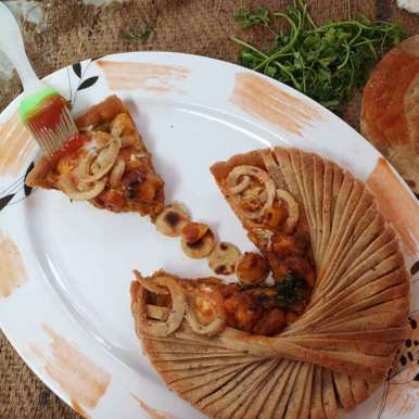 Photo of Crispy Aloo Roti Pie by Ruchi Thacker at BetterButter