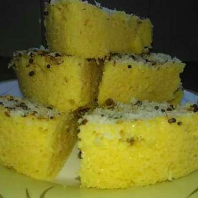 Photo of Besan dhokla by Ruchiajay Mahant at BetterButter