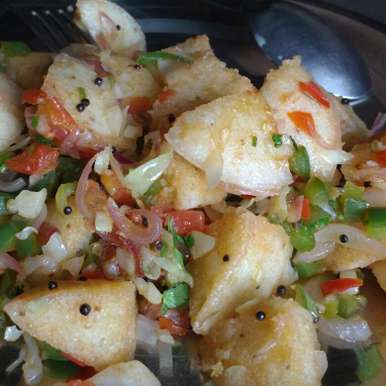 Photo of Fried idli by Ruchita Gupta at BetterButter