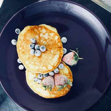Photo of Pancakes by Runa Ganguly at BetterButter