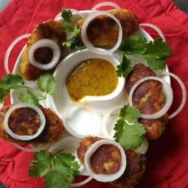 Photo of Fish cutlet by runu chowdhury at BetterButter