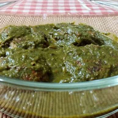 Mixed Vegetable Kofta In Spinach Gravy...., How to make Mixed Vegetable Kofta In Spinach Gravy....