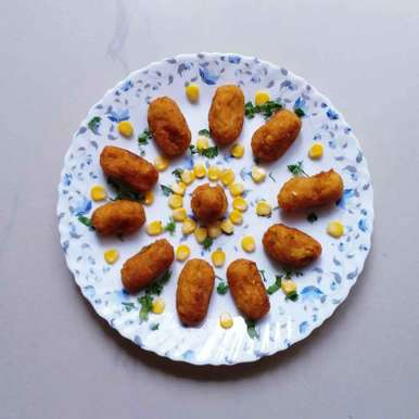 Photo of Potato Corn Roll by Rupa Thaker at BetterButter
