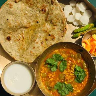 Photo of Sponge Gourd And Green Gram Vegetable by Rupa Thaker at BetterButter