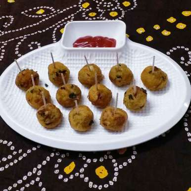 Photo of Potato Lolipop by Rupa Thaker at BetterButter