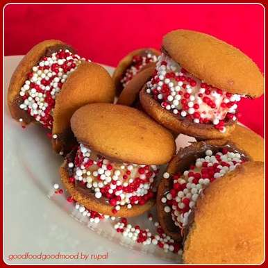 Photo of Banilla Cookies by Rupal Patel at BetterButter