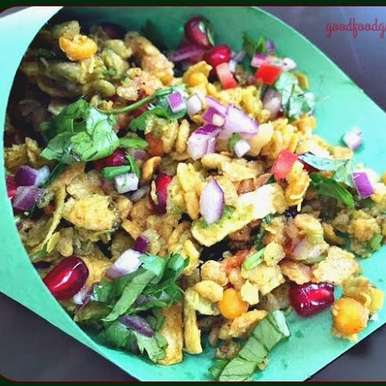 Photo of Cereal - Oats Bhel by Rupal Patel at BetterButter