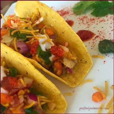 Photo of Taco Chaat by Rupal Patel at BetterButter