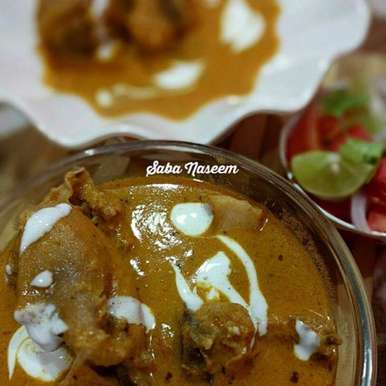 Photo of Creamy Butter Chicken by Saba Naseem at BetterButter