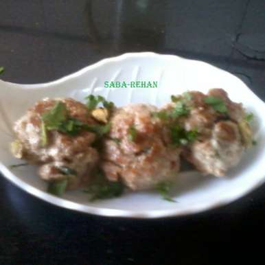 Photo of Gola Kebabs by Saba Rehan at BetterButter