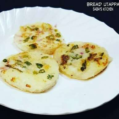 Photo of Bread Utappa by Saba Rehman at BetterButter