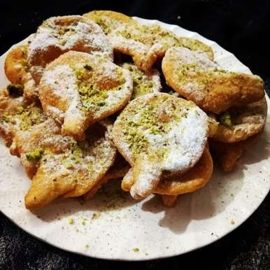 Photo of Gosh E Fil - Elephant Ear Pastries by Saba Rehman at BetterButter