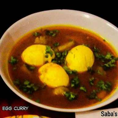 Photo of Egg Curry by Saba Rehman at BetterButter