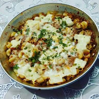 Photo of Cheese Mutton Macroni by Saba Rehman at BetterButter