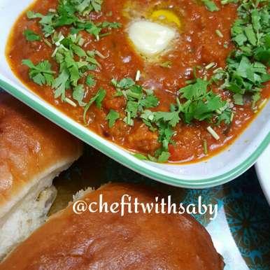 Photo of Non Veg Pav Bhaji by Sabina Shaikh at BetterButter