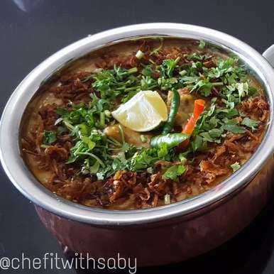 Mutton Khichda, How to make Mutton Khichda