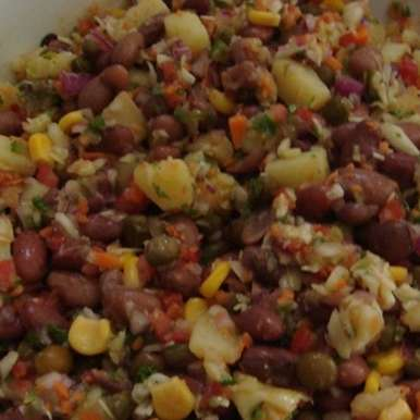 Photo of 3 bean salad by sabrin sattar at BetterButter