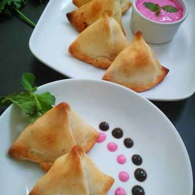 Photo of Baked samosa by Sabrina Yasmin at BetterButter