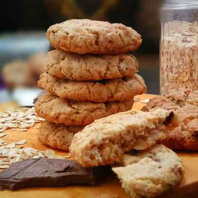 Photo of Oat cookies by Sabrina Yasmin at BetterButter