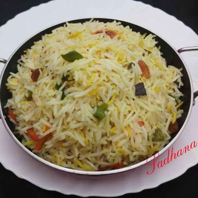 Photo of Veg fried rice by Sadhana Dey at BetterButter