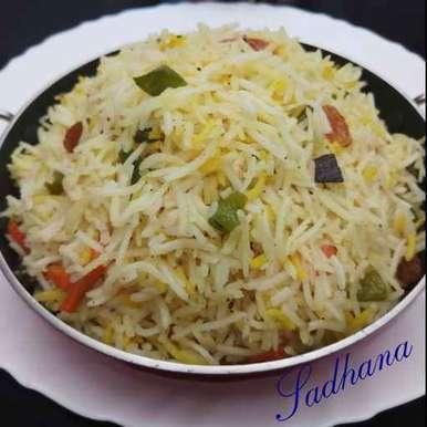 Photo of Veg fried rice by Sadhana Dey at BetterButter