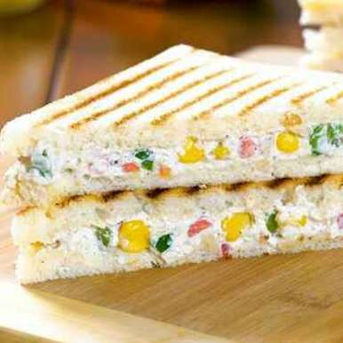 Photo of Curd sandwich by Sagheera Hassan at BetterButter