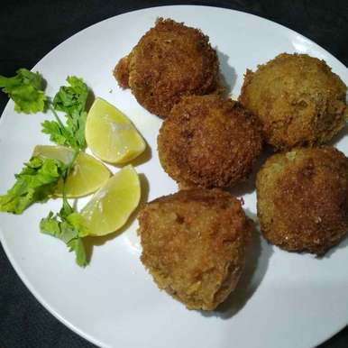 Photo of Fry Balls by Saima Mirza at BetterButter