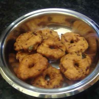 Photo of Rava fritters by Saivardhini Badrinarayanan at BetterButter