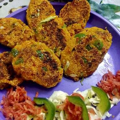 Photo of Dal ke kabab by Sakshi Goswami at BetterButter